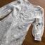 White Lady ribbon Lace and Chiffon Dress เดรสผ้าลูกไม้ thumbnail 7