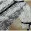 ชุดเดรสผ้าลูกไม้ เดรสแฟชั่นทรงเชิ้ตแขนยาว thumbnail 7