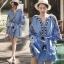 SV01310816 &#x1F389Sevy Embroidered Bohemian Cute Dolly Sleeve Tassel Rop Mini Dress Type: Mini Dress thumbnail 2