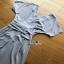 Lady Ribbon Chic Pale Grey Jumpsuit จัมป์สูท thumbnail 6