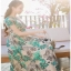 Lady Ribbon Lace Maxi Dress ขายส่งเดรสยาว thumbnail 3
