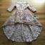 Lady Ribbon Vanessa Super Elegant Frill Embroidered Tulle Dress thumbnail 5