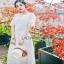 Maxi Dress Lady Ribbon เดรสยาว thumbnail 1