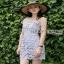 Lady Ribbon Grace Feminine Lace Dress thumbnail 4