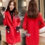 Sevy Look At Me Fendi Wool Coat thumbnail 1