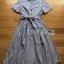 Shirt Dress Lady Ribbon ขายเชิ้ตเดรส thumbnail 5