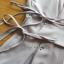 Lady Ribbon Pale-Grey Jumpsuit จัมป์สูทขายาว thumbnail 7