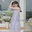 Lady Ribbon Mandy Sweet Modern Lace Dress thumbnail 2
