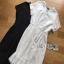 Lady Ribbon Lily Sweet Chic Basic Plain Peplum Lace Dress thumbnail 1