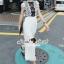 SS18010916 Seoul Secret Say's... Pleaty Layer Chic Jumpsuit Material : ทรงสวยดูไฮด้วยทรงจั้มสูทกางเกงขายาว thumbnail 6