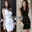Lady Ribbon Suit Dress สูทเดรสแขนกุด thumbnail 1