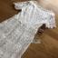 Maxi Dress Lady Ribbon เดรสยาว thumbnail 6