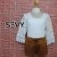 เสื้อผ้าลูกไม้พร้อมกางเกงโบฮิเมี้ยน thumbnail 5
