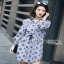Lady Ribbon Cotton Shirt Dress เชิ้ตเดรส thumbnail 4