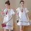 SV05310816 &#x1F389Sevy Embroidered Bohemian Casual Mini Dress Type: Mini Dress thumbnail 1