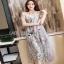Lady Ribbon Midi Dress thumbnail 5