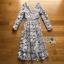 Lilac Guipure Lace Dress Lady Ribbon เดรสผ้าลูกไม้ thumbnail 8