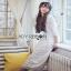 Lady Ribbon Jena White Lace Dress thumbnail 2