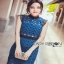 Lady Ribbon ขายส่ง Midi Dress thumbnail 2