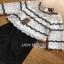 Lady Ribbon Black Crepe Playsuit ขายเพลย์สูท thumbnail 5