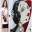 Seoul Secret Olivia's Print T-Shirt เสื้อยืดใส่สบายๆ รับซัมเมอร์ เก๋ๆ น่ารักๆ thumbnail 1