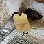 Lady Ribbon Crochet Navy Sleeveless Blouse thumbnail 4