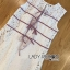Lady Ribbon Online ขายส่งเสื้อผ้าออนไลน์ ขายส่งของแท้พร้อมส่ง Lady Ribbon LR08250716 &#x1F380 Lady Ribbon's Made &#x1F380 Lady Kate Sporty Sweet White Lace Dress เดรสผ้าลูกไม้ thumbnail 6