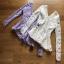 Lady Ribbon Pastel Guipure Blouse thumbnail 8