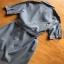 Sara Denim Shirt Lady Ribbon Dress เชิ้ตเดรส thumbnail 7