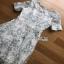 Grace Pastel Flower Lace Dress Lady Ribbon เดรสผ้าลูกไม้ thumbnail 8