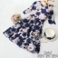 2Sister Blue Cuties Vintage Flora Sweet Dress thumbnail 6