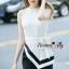 Lady Ribbon Online เสื้อผ้าออนไลน์ขายส่ง Normal Ally เสื้อผ้า NA13180816 &#x1F389Normal Ally Present Boutique Hi class elegance style set&#x1F389 thumbnail 5