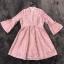เสื้อผ้าเกาหลีสีชมพู Pink thumbnail 6