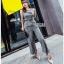Zippy Jumpsuit with Belt Lady Ribbon จัมป์สูทแขนกุด thumbnail 6