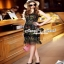เสื้อผ้าแฟชั่นเกาหลีเดรสลุคสาวไฮ งานสวยด้วยงานปักแต่งลาย thumbnail 4