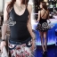 Lady Ribbon Online ขายส่งเสื้อผ้าออนไลน์ เสื้อผ้า Sevy SV05030816 &#x1F389Sevy Single Straps Sexy Back Bra Top thumbnail 2