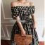 Checked Dress Lady Ribbon ขายเดรสผ้าคอต thumbnail 1