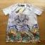 Chinese Style Printed Shirt Dress Lady เชิ้ตเดรส thumbnail 8
