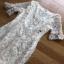 Lady Ribbon Tulle Dress ขายเดรสผ้าทูลเล thumbnail 6