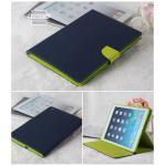 (สีกรมท่า) Mercury ซิลิโคนหุ้มตัวเครื่อง (เคส iPad Air 1)
