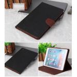 (สีดำ-น้ำตาล) เคสเมอร์คิวรี่ ซิลิโคนหุ้มตัวเครื่อง (เคส iPad mini 4)