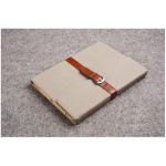 (สีเทาอ่อน) เคสกระเป๋าเข็มขัด PULLER (เคส iPad mini 1/2/3)