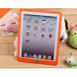 (สีส้ม) Switch Easy เคสซิลิโคนนิ่ม (เคส iPad 2/3/4)