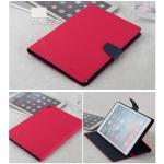 (สีชมพูเข้ม) เคสเมอร์คิวรี่ (เคส iPad Pro 10.5)
