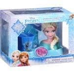 ชุดเซ็ตแปรงสีฟันDisney Frozen Sparkling Smile Gift Set, 3 pc