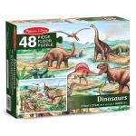 จิ๊กซอขนาดใหญ่ Dinosaur Floor Puzzle - 48 Pcs