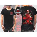Size L Dead Pool T-Shirt