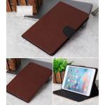 (สีน้ำตาล-ดำ) เคสเมอร์คิวรี่ ซิลิโคนหุ้มตัวเครื่อง (เคส iPad mini 4)