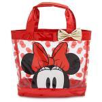 กระเป๋าใส่ของ อุปกรณืว่ายน้ำ Minnie Mouse Swim Bag [USA][p]