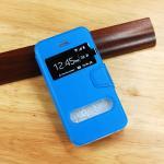 (สีฟ้า) ONJESS (เคส iPhone 4/4S)